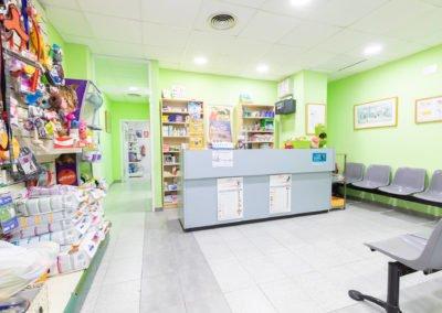botiga i recepcio veterinari sant pau